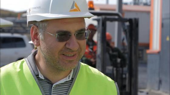 Документальный фильм «День с лидером»: Виталий Несис