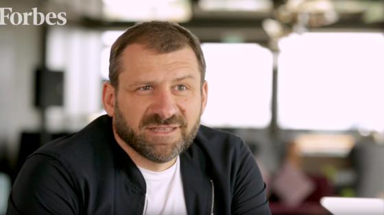 Документальный фильм «День с лидером»: Игорь Рыбаков