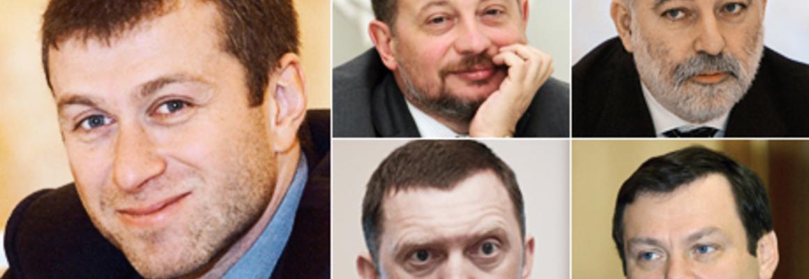 100 богатейших бизнесменов России — 2005