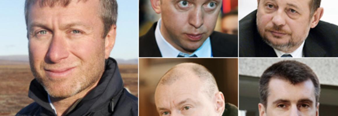 100 богатейших бизнесменов России — 2007