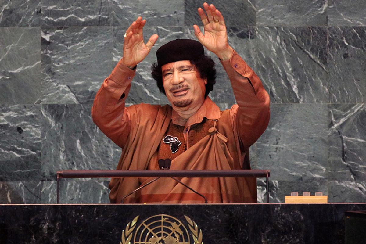 Полковника никто не помнит: как живет Ливия без Муаммара Каддафи