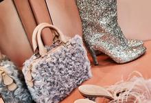 Практичный подход: модная теплая обувь для новогодних вечеринок