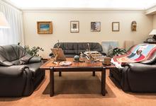 Кабинет Михаила Фридмана: для работы, отдыха и хранения реликвий