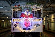 Парад в подземке. Самые красивые поезда московского метро