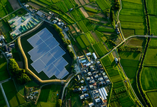 Места «зеленой энергии»: континент Илона Маска, китайские солнечные батареи и немецкие ветряки