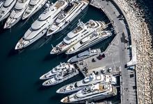 Непобедимая армада: в Монако начался бенефис яхт российских миллиардеров