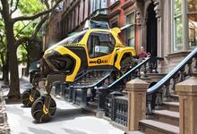 Главные события CES: от бойни роботов до складных планшетов