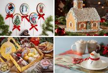 Стоит съесть: пончик с икрой в BURO TSUM, бранч в Glenuill, десерты в «Кофемании»