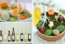 Стоит съесть: салат с олениной в P-Square, телячий язык в Blush, овощной сет в Twins Garden