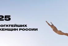 25 богатейших женщин России —2018