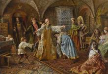 Константин Маковский и Нико Пиросмани бьют мировые рекорды на Sotheby's