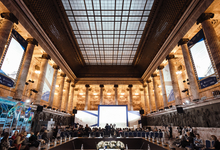 Деловая площадка VI Санкт-Петербургского международного культурного форума – пространство диалога для предпринимателей и деятелей культуры
