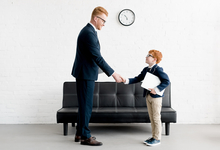 Гувернер из Англии поможет воспитать вашего сына как настоящего джентльмена