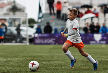 Время футбола. Казанские стартаперы создают детский футбольный клуб