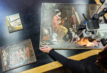 Березки и дирижабли: хиты подделок русского искусства на арт-рынке