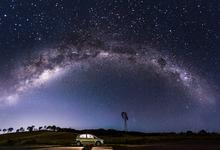 Дрожь галактики: Млечный путь пережил потрясение