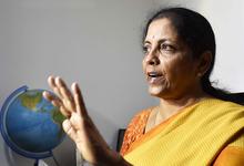 Минобороны Индии возглавила первая женщина со времен Индиры Ганди
