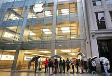 Падающее яблоко: Apple потеряла $65 млрд перед выходом iPhone X