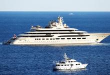 Алишер Усманов продал свою вторую яхту