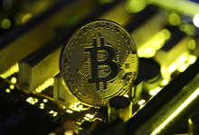 Пошел по наклонной: биткоин упал до $8000
