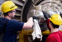 Стоп, турбина: Siemens прекратил поставки оборудования по госзаказам в Россию