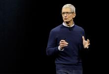 Годовое вознаграждение главы Apple Тима Кука составило $102 млн