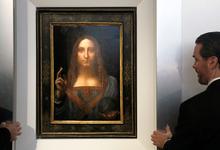 Святой Грааль за $100 млн: Christie's продает последнюю картину да Винчи