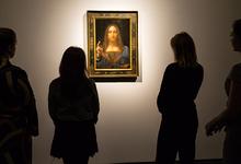 Миллиардер Рыболовлев продал шедевр Леонардо да Винчи «Спаситель мира» за рекордные $450,3 млн