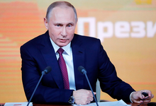 Путин заявил, что пойдет на выборы 2018 года как самовыдвиженец