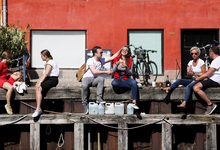 Копенгаген признали самым чистым европейским городом