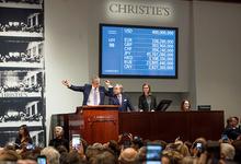 За прошлую неделю на аукционах было продано произведений искусства на $2,3 млрд. Как так вышло?