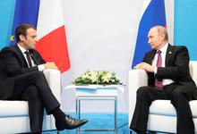 Климатический ревизор. О чем Макрон будет говорить с Путиным в Петербурге