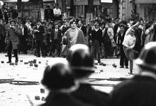 Бунтующая юность: почему в России не повторятся парижские протесты 1968 года