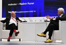 Миллиардер Олег Тиньков рассказал Владимиру Познеру о смерти, мазохизме и бизнесе
