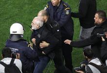 «Человек с пистолетом»: российскому бизнесмену грозит арест за срыв футбольного матча