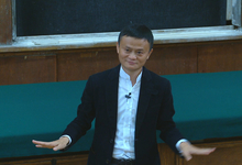 Принципы Джека Ма: китайский миллиардер рассказал студентам физфака МГУ, как строить карьеру