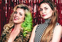 Fake it until you make it: как воображаемый кофаундер помог двум художницам раскрутить свой бизнес