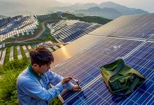 Сила ветра и солнца. «Чистая» энергетика Китая стала мощнее всей российской электроэнергетики