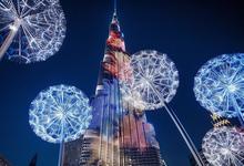 Турпоток из России в Дубай вырос за 2017 год на 121%