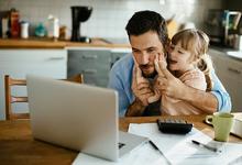 Уроки семейного счастья.Краткое пособие от занятого отца