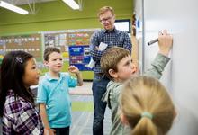 Хорошее самочувствие и хорошие оценки: может ли учеба приносить счастье? Американский опыт в финской школе