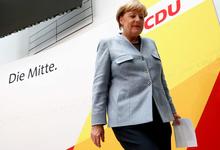 На немецком фронте —без перемен. Нашим партнером остается Ангела Меркель