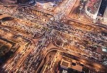 Транспортные пробки могут исчезнуть благодаря беспилотникам