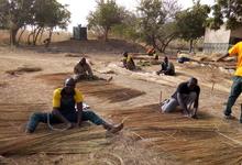 Одна вокруг света: ночь в мужском монастыре в Буркина-Фасо