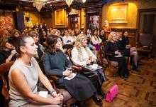 Forbes Woman Club: «Женщины как инвесторы — удачливые и умные»