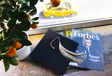 Вышел июльский номер Forbes