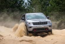 Американский проходимец: тест-драйв самого внедорожного Jeep