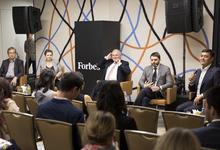 Капитаны Forbes: как прошла встреча редакторов издания из России, Грузии и Казахстана