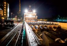 Финляндия разрешила строительство «Северного потока — 2» в Балтийском море