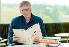 Бедность в США и война во Вьетнаме. Билл Гейтс назвал лучшие книги 2017 года